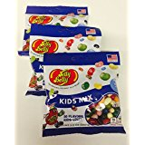 (3 Pack) Jelly Belly 66938 Beans Kids Mix 3.5 Oz