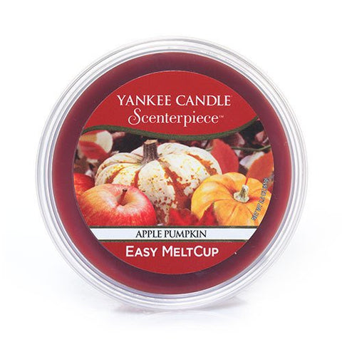 Yankee Candle 1316921 Apple Pumpkin Scenterpiece Easy MeltCup