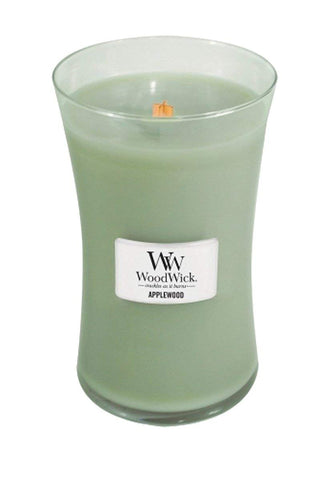 WoodWick 93101 Applewood Candle, Large 22 Ounces