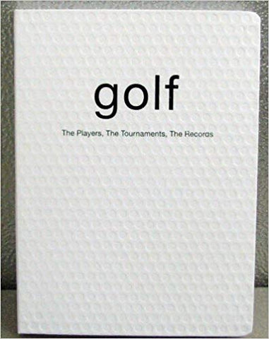 Hallmark Books Bok2110 Golf ~ The Players, The Tournaments, The Records