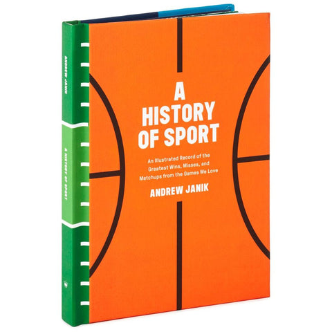 Hallmark A History of Sport Book