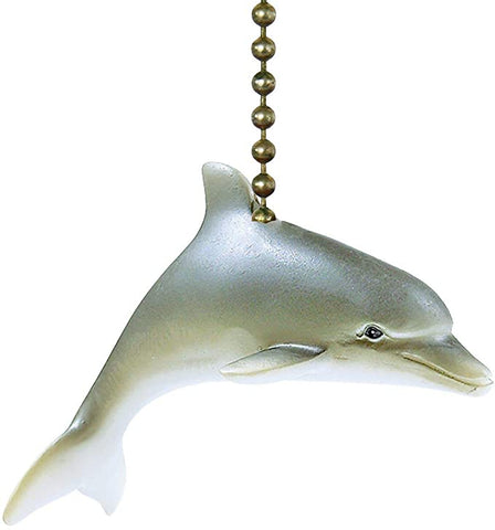 Clementine 009 Dolphin Ceiling Fan Pull