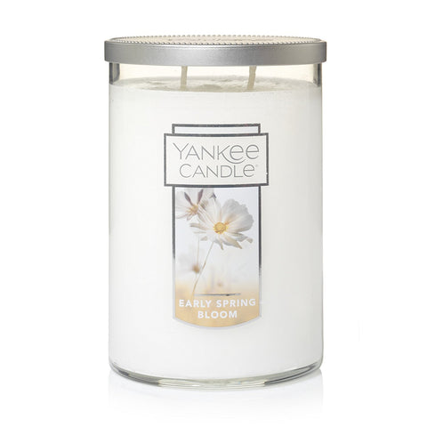 Yankee Candle Large 2-Wick Tumbler Candle, Early Spring Bloom