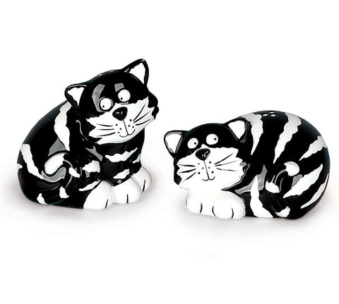 Burton & Burton Chester The Cat/Kitten Salt & Pepper Shakers