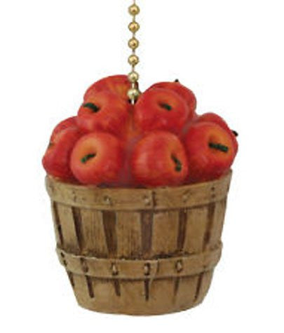 Clementine Design Country Kitchen Apple Basket Fan Pull