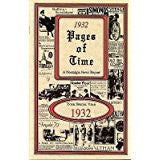 1932 PAGES OF TIME A Nostalogic Look Back in Time