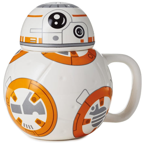 Hallmark Star Wars BB-8 Mug with Sound