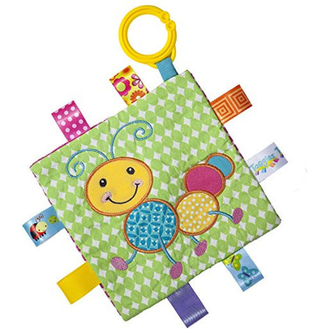 Mary Meyer Taggies Crinkle Me Infant Toy, Caterpillar