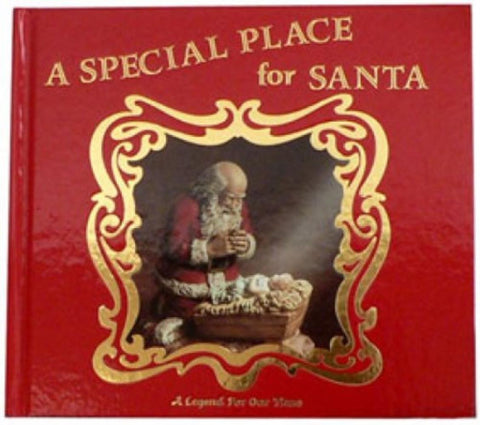 Roman Inc 10028 A Special Place For Santa Book