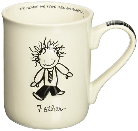 Enesco 62001Children of the Inner Light Father Mug 4-1/2-Inch