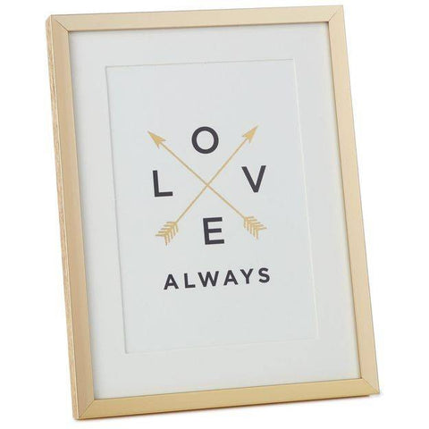 Hallmark 1GIR1011 - Love Always Framed Print