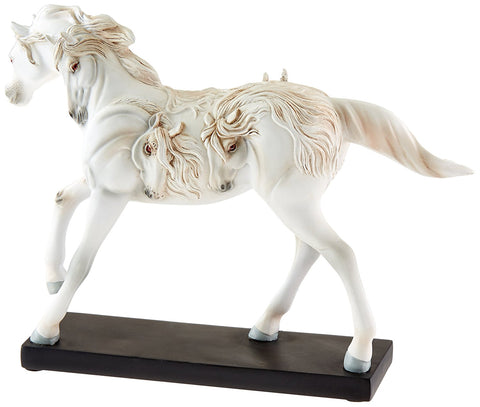 Trail of Painted Ponies Figurine Dance of the Lipizzans