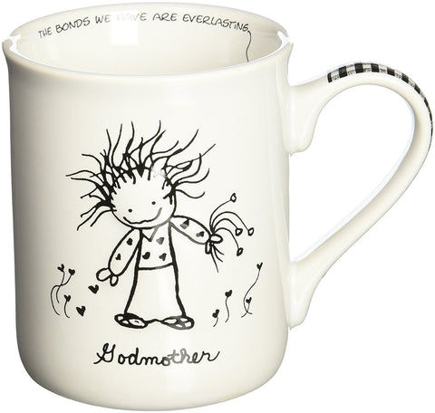 Enesco 62092 Children of the Inner Light Godmother Mug