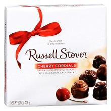 Russell Stover 9575 -  5.25 OZ Cherry Cordials
