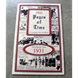 1931 PAGES OF TIME A Nostalogic Look Back in Time
