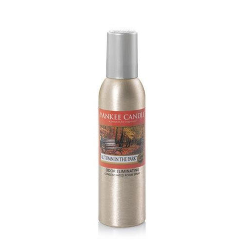 Yankee Candle 1358484 1.5 Oz Autumn in the Park Concentrated Room Spray