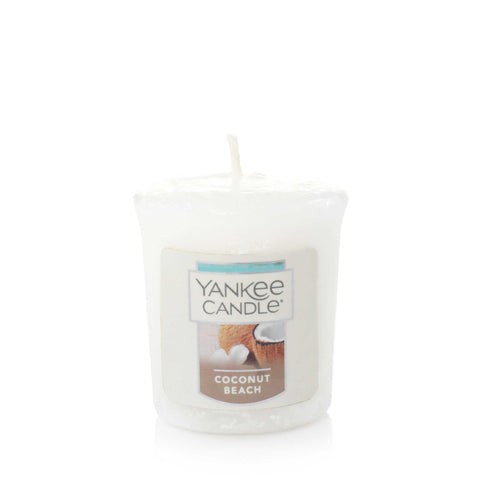 Yankee Candle Coconut Beach Sampler Votive