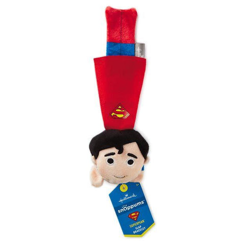 HALLMARK - SUPERMAN - STUFFED SNAPPUM