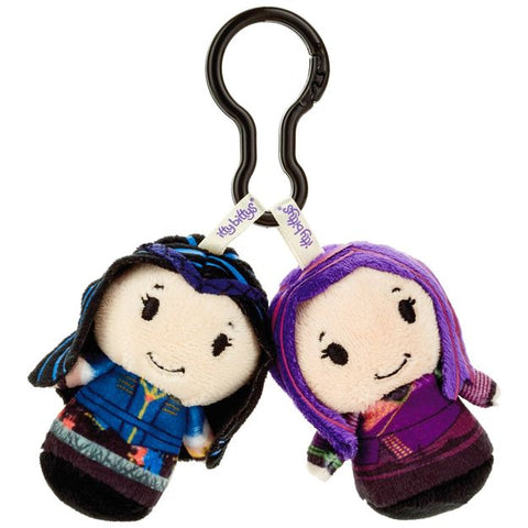 Hallmark Descendants Evie and Mal itty bittys® Clippys Stuffed Animals