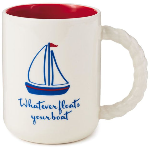 Hallmark Floats Your Boat Mug, 14 oz.