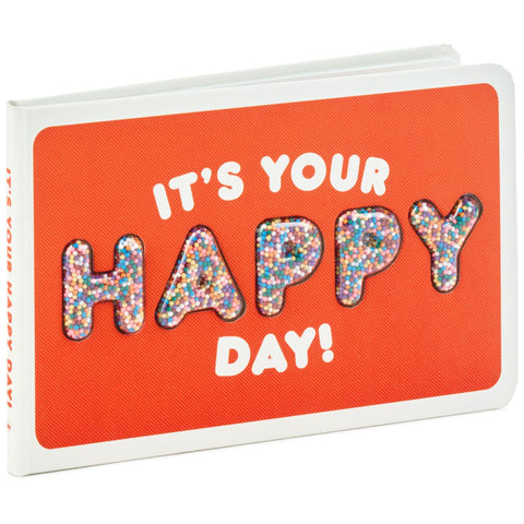 Hallmark It's Your Happy Day! Book