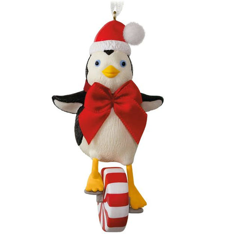 Hallmark Keepsake 2017 - Penguin on Parade Ornament