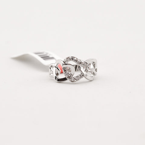 Five Heart Ring
