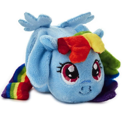 Hallmark Snappums™ My Little Pony™ Rainbow Dash Stuffed Animal Slap Bracelet