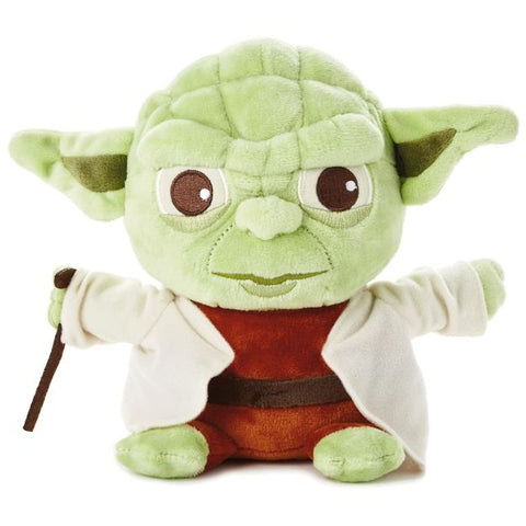 Hallmark Star Wars Yoda Weighted Bookend
