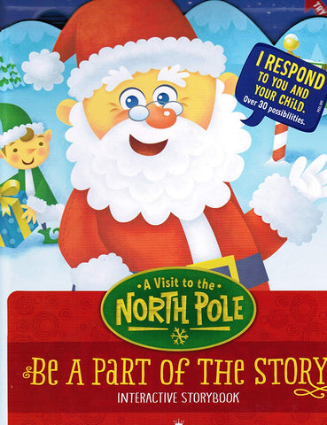 Hallmark Christmas A Visit to the Northpole Interactive Storybook