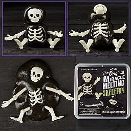 Two's Company The Original Miracle Melting Skeleton