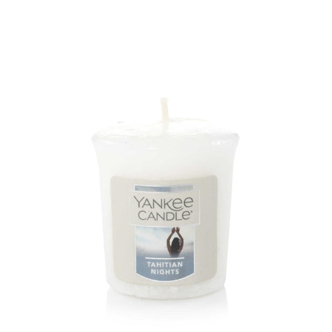 Yankee Candle Tahitian Nights Sampler Votive