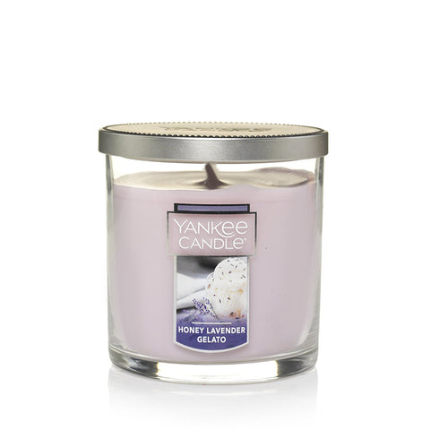 Yankee Candle 7oz Honey Lavender Gelato