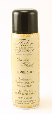 TYLER - 4 OZ Limelight - Chambre Room Parfum