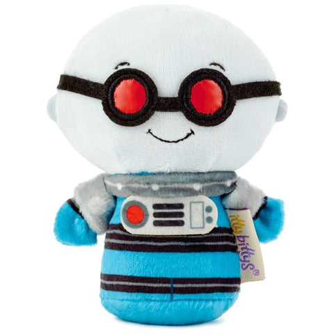 Hallmark itty bittys® DC Comics Mr. Freeze™ Stuffed Animal