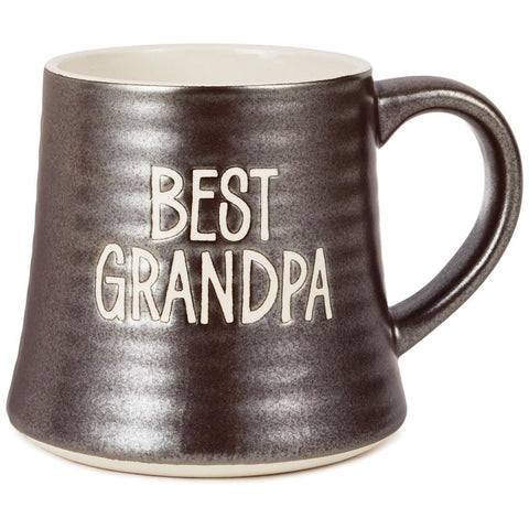 Hallmark Best Grandpa Ceramic Mug