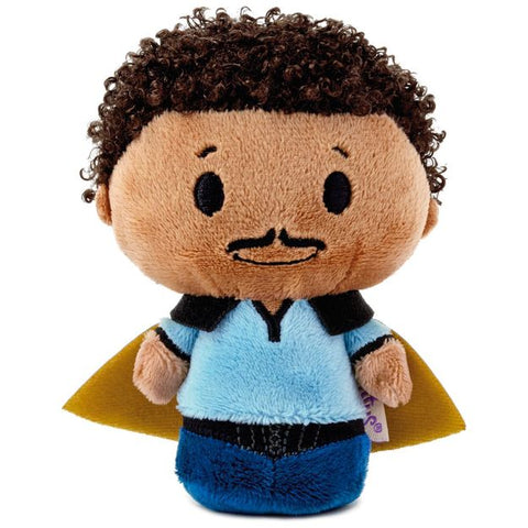 Hallmark itty bittys Star Wars Lando Calrissian Stuffed Animal