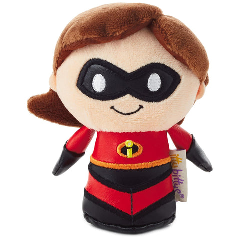 Hallmark 1KDD1588 itty bittys The Incredibles Elastigirl Stuffed Animal