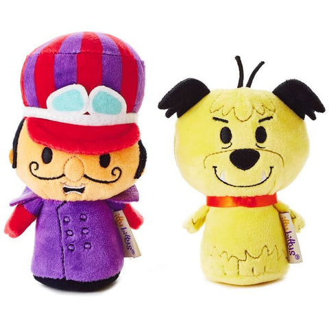 Hallmark Itty Bitty Wacky Races Dastardly and Muttley