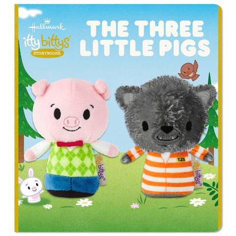 Hallmark 1KDD1925 The Three Little Pigs
