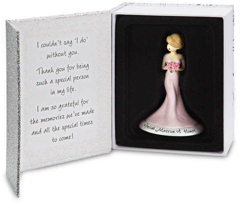 "Pavilion 71616 Matron of Honor  4.5"" Ornament"