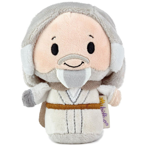 Hallmark itty bittys Star Wars Luke Skywalker Jedi Master Stuffed Animal