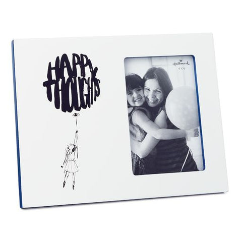 Hallmark Daniel Miyares Happy Thoughts Picture Frame
