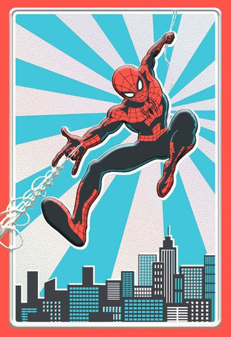 Hallmark Spider-Man Friendly Neighborhood Birthday Card