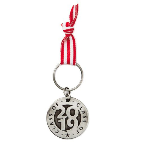 Hallmark Class of 2019 Commemorative Keychain