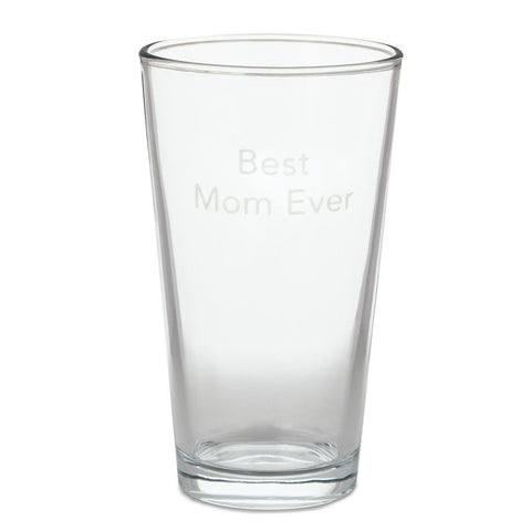 Hallmark Best Mom Ever Pint Glass