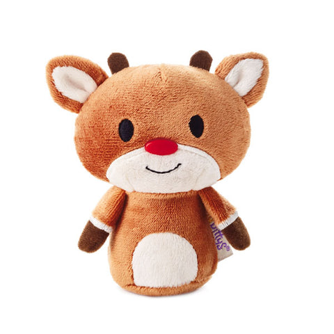 HMK EVD - itty bittys Rudolph the Red-Nosed Reindeer Stuffed Animal
