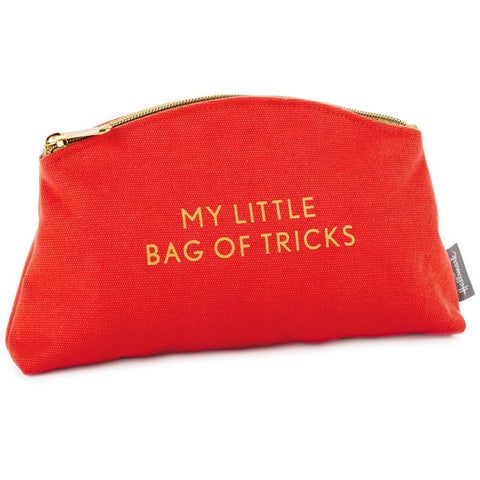 Hallmark Bag of Tricks Zipper Pouch