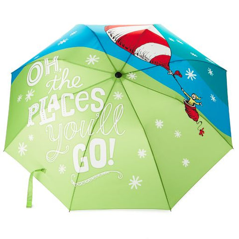 "Hallmark Dr. Seuss ""Oh, the Places You'll Go"" Umbrella"
