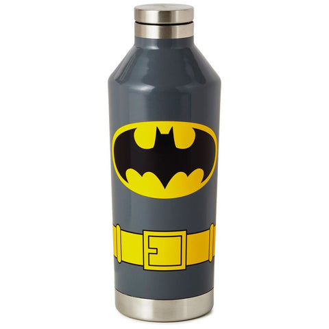 Hallmark DC Comics Batman Stainless Steel Water Bottle